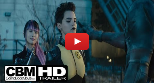 Youtube post by Comic Book Movie: Deadpool 2 - Official Greenband Trailer - 2018 Marvel HD
