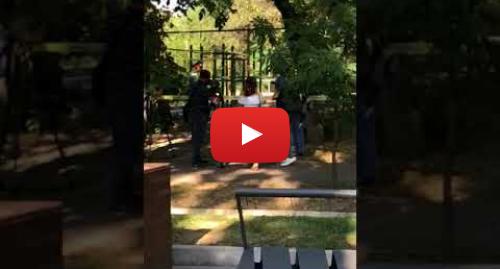 Youtube пост, автор: Tengrinews TV: Видео с места нападения на Дениса Тена