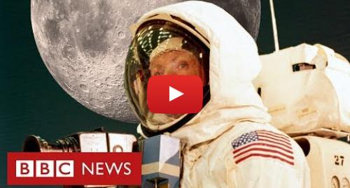 YouTube post de BBC News Brasil: Apollo 11  Como os EUA chegaram à Lua e venceram a corrida espacial contra os soviéticos