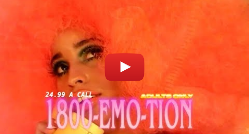 Youtube post by Emotional Oranges: Emotional Oranges - Motion [Official Music Video]