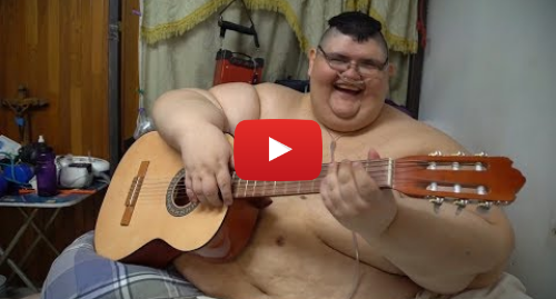 Publicación de Youtube por BBC News Mundo: La batalla de Juan Pedro Franco, el hombre más obeso del mundo