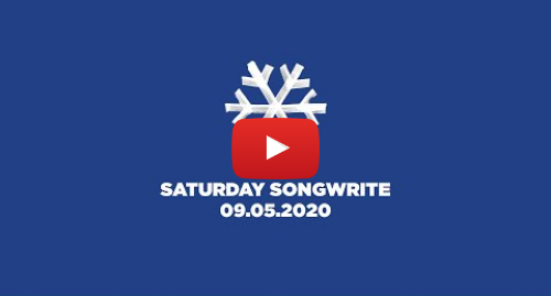 Youtube post by Snow Patrol: Saturday Songwrite - 09.05.2020