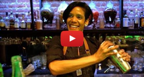 Publicación de Youtube por BBC News Mundo: ¿Chile o Perú? El bar de Santiago donde sirven pisco de los dos países