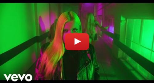 Youtube post by cyberalmaVEVO: ALMA - Dye My Hair