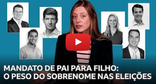 YouTube post de BBC News Brasil: Bolsonaro, Abreu, Collor, Cunha, Campos  o poder das famílias nas eleições 2018