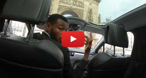 Youtube post by Charkrid Th.: Paris (fraud) taxi scam from the airport mugged us at 247 Euros - Part 3