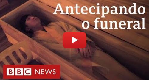 YouTube post de BBC News Brasil: Por que milhares de sul-coreanos estão simulando os próprios funerais