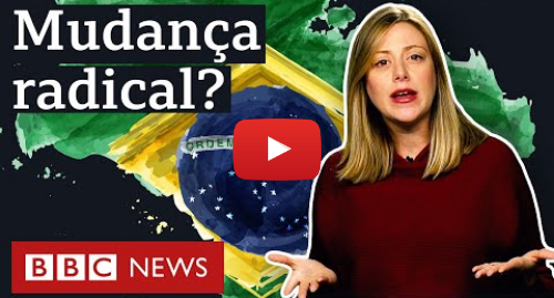 YouTube post de BBC News Brasil: 6 momentos que mostram guinada do Brasil na política externa em 2019