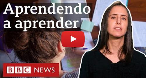 YouTube post de BBC News Brasil: 3 técnicas indicadas por cientistas para qualquer pessoa melhorar nos estudos