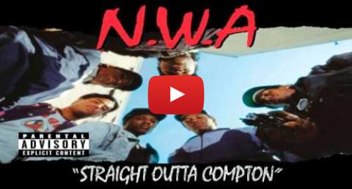 Youtube пост, автор: IceCubeOSheaJackson: N.W.A - Fuck Tha Police (1988) (HD)