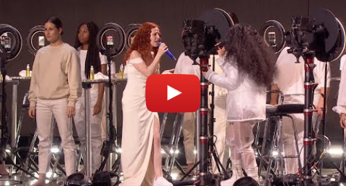 Youtube post by Jess Glynne: Jess Glynne - Thursday (Live from the BRITs 2019) ft. H.E.R.