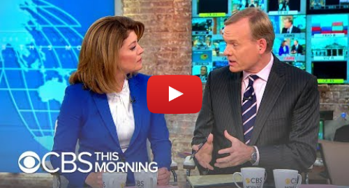 Youtube post by CBS This Morning: Norah O'Donnell, John Dickerson respond to Leslie Moonves resignation