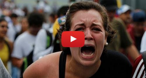 Publicación de Youtube por BBC News Mundo: La crisis de Venezuela en 1 minuto