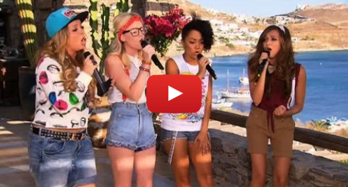 Youtube post by The X Factor UK: Little Mix Judges' Houses audition - The X Factor 2011 Judges' Houses (Full Version)