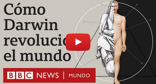 Publicación de Youtube por BBC News Mundo: Evolución vs Dios  por qué la teoría de Darwin fue revolucionaria   BBC Mundo