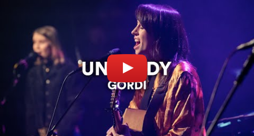 Youtube post by Sydney Opera House: Gordi -