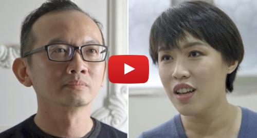 Publicación de Youtube por BBC News Mundo: Los voluntarios que ayudan a sentir placer sexual a personas con discapacidad