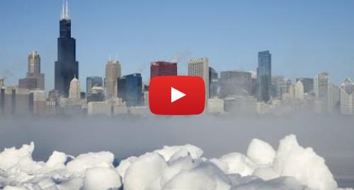 Publicación de Youtube por BBC News Mundo: Las consecuencias del frío extremo que impacta EE.UU. y Canadá BBC MUNDO