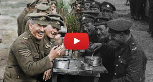 """Publicación de Youtube por BBC News Mundo: Cómo el director de """"El señor de los anillos"""" le puso color a la Primera Guerra Mundial"""