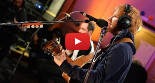 Youtube post by BBC Radio 1: Ed Sheeran - One - Live At Maida Vale For Zane Lowe