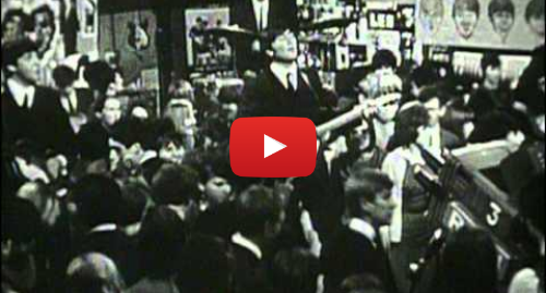 Youtube post by The Beatles: The Making of A Hard Days Night