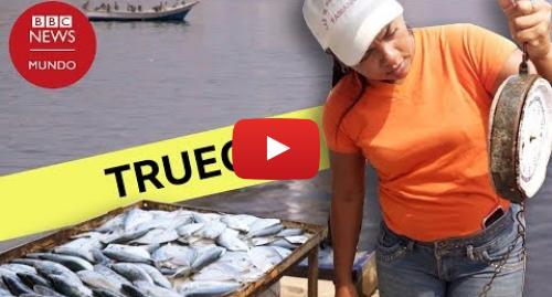 Publicación de Youtube por BBC News Mundo: Trueque en Venezuela  cómo funciona el intercambio en el mercado de Puerto La Cruz