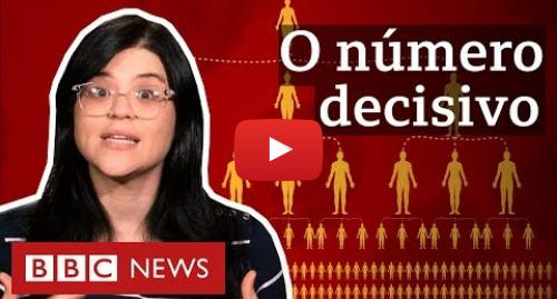 YouTube post de BBC News Brasil: Coronavírus  o que é o número de reprodução e porque é essencial para o fim da quarentena