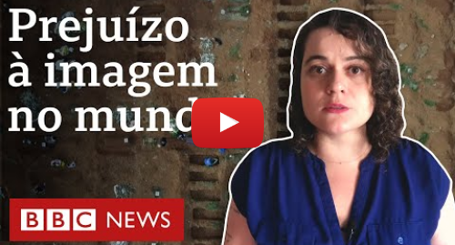 YouTube post de BBC News Brasil: Em três áreas, o que o Brasil pode perder com 'apagão de dados' de covid-19