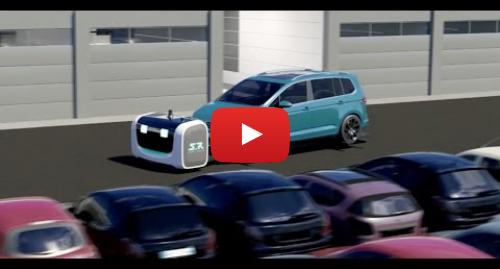 پست یوتیوب از Stanley Robotics: Meet the new Stan, the first outdoor valet parking robot!