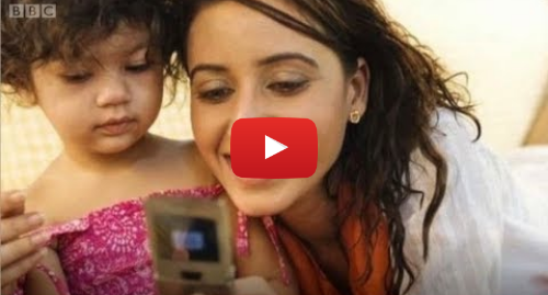 Youtube post by BBC News Telugu: E-Parenting  How to keep children away from smartphones?