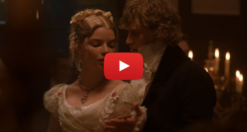 Youtube post by Working Title: EMMA   Official Trailer