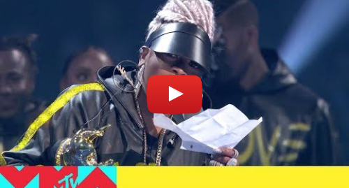 Youtube post by MTV: Missy Elliott Accepts the 2019 Video Vanguard Award   2019 Video Music Awards