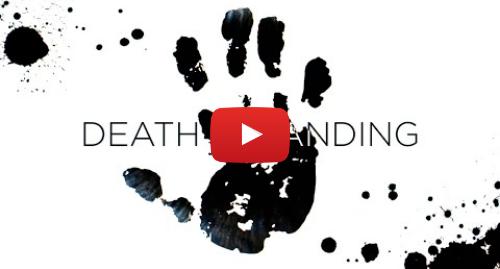 Youtube post by ChvrchesVEVO: CHVRCHES - Death Stranding (Lyric Video)