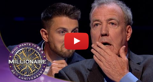 Youtube post by Who Wants To Be A Millionaire?: Clarkson Doesn't Know The Answer To Ask The Host | Who Wants To Be A Millionaire?