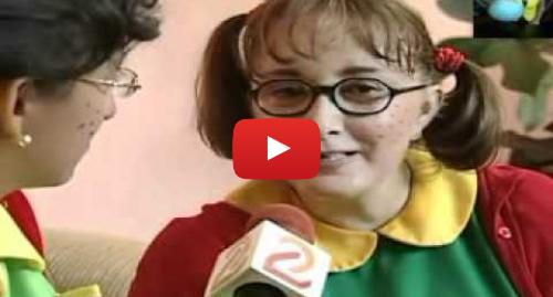 Publicación de Youtube por LUCIA PINEDA UBAU: ENTREVISTA DE CHILINDRINA A CHILINDRINA LUCIA PINEDA