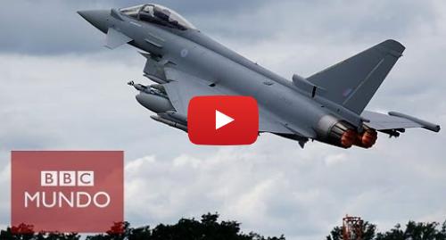 Publicación de Youtube por BBC News Mundo: ¿A quién le vende armas Reino Unido, el segundo exportador del mundo?