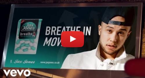 Youtube post by JaxJonesVEVO: Jax Jones - Breathe ft. Ina Wroldsen (Official Music Video)