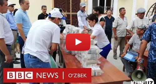 Youtube муаллиф BBC Uzbek: Йўлни тўсган урганчликлар Бош вазир боргач 50 фоиз компенсация пулини олди