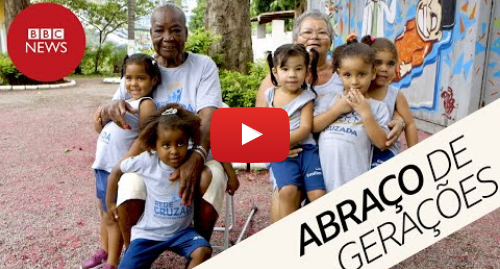 YouTube post de BBC News Brasil: Cidade de Deus  como violência uniu idosos e crianças no combate à solidão