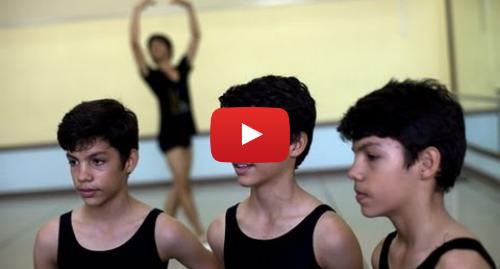 Publicación de Youtube por BBC News Mundo: Los trillizos que aspiran al Ballet Nacional de Cuba