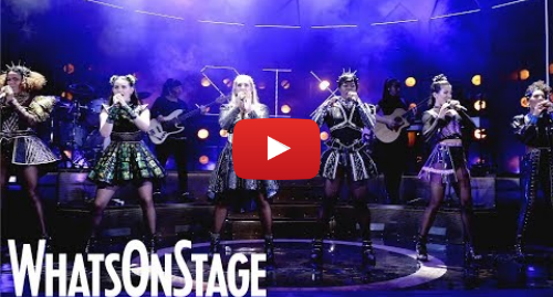 Youtube post by WhatsOnStage: Six the Musical | Trailer