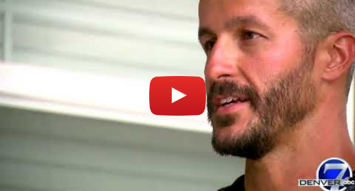 Publicación de Youtube por Denver7 – The Denver Channel: RAW  Chris Watts, husband of missing Frederick woman, interviewed by Denver7's Tomas Hoppough