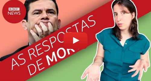 YouTube post de BBC News Brasil: Moro no Senado  4 destaques da audiência que durou quase 9 horas