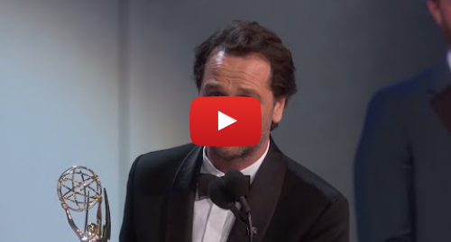 Youtube post by Television Academy: 70th Emmy Awards  Matthew Rhys Wins For Outstanding Lead Actor In A Drama Series