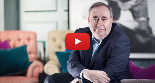 Youtube post by Alex Salmond: Salmond puts Scottish independence first