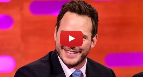 Youtube post by BBC: Chris Pratt does his TOWIE impression - The Graham Norton Show - Series 17 Episode 8 - BBC One