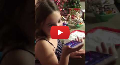 Youtube post by Post and Courier: Lexington girl talks to President Trump on Christmas Eve