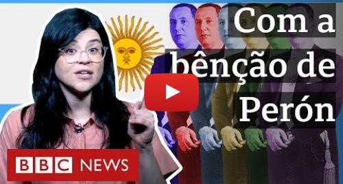 YouTube post de BBC News Brasil: O que é peronismo e por que continua decisivo nas eleições da Argentina