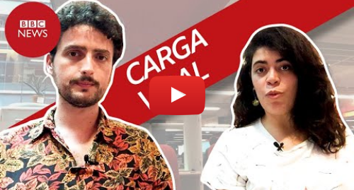 YouTube post de BBC News Brasil: Rede antivacina no Brasil traz conspirações dos EUA e cresce com sistema de recomendação do YouTube