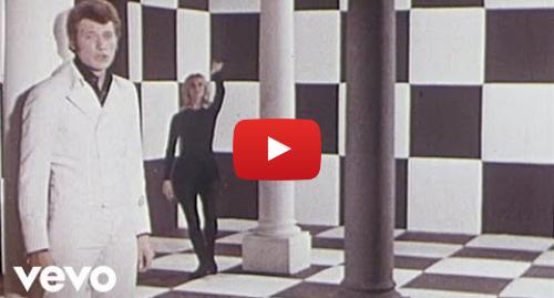 JohnnyHallydayVEVO tarafından yapılan Youtube paylaşımı: Johnny Hallyday - Noir c'est noir